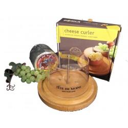 Klarsichtabdeckhaube passend für Girolle & Käseschaber