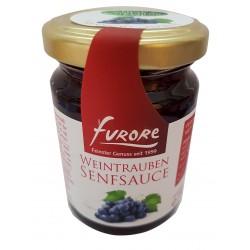 Weintraubensenfsauce 180 Gramm/ Glas