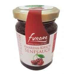 Amarena-Kirsch Senfsauce 180 Gramm/ Glas