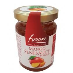 Mango- Maracuja Senfsauce 180 Gramm/ Glas